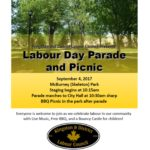 Labour Day Parade and Picnic 2017
